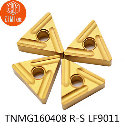 TNMG160408R-S LF9018 Carbide insert Turning Inserts FOR steel//stainless steel 10