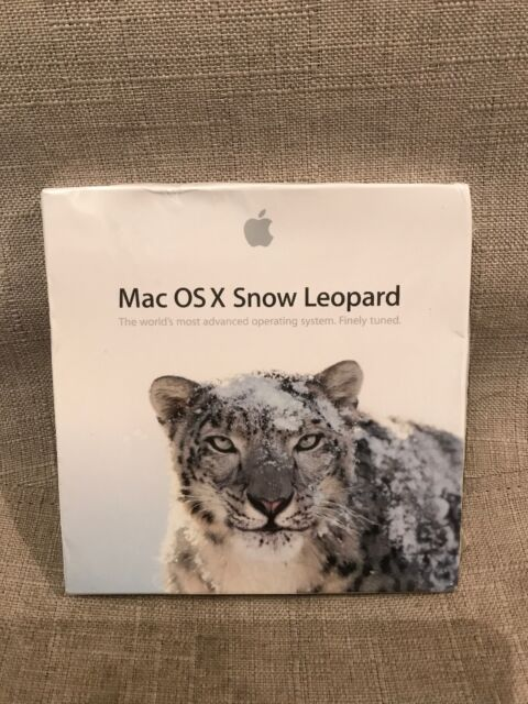 Mac Os X 10.6 Snow Leopard Server For Sale