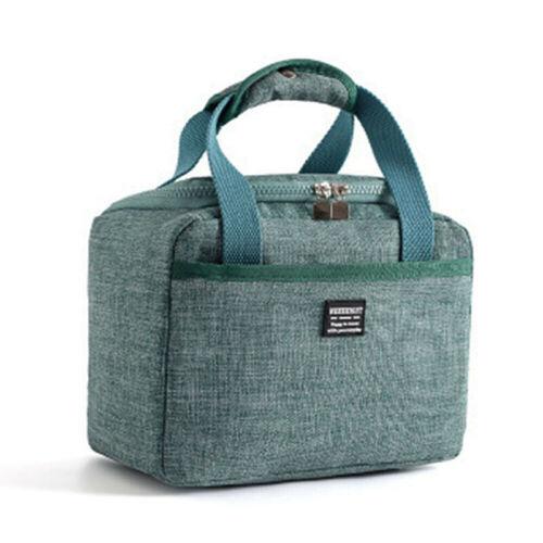 Mini Kühltasche Einkaufstasche mit Frontfach in ansprechendem 24x14x17 cm