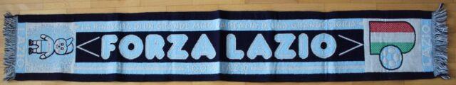 schal ss lazio Società Sportiva Italien Fußball verein fan futbol bufandas