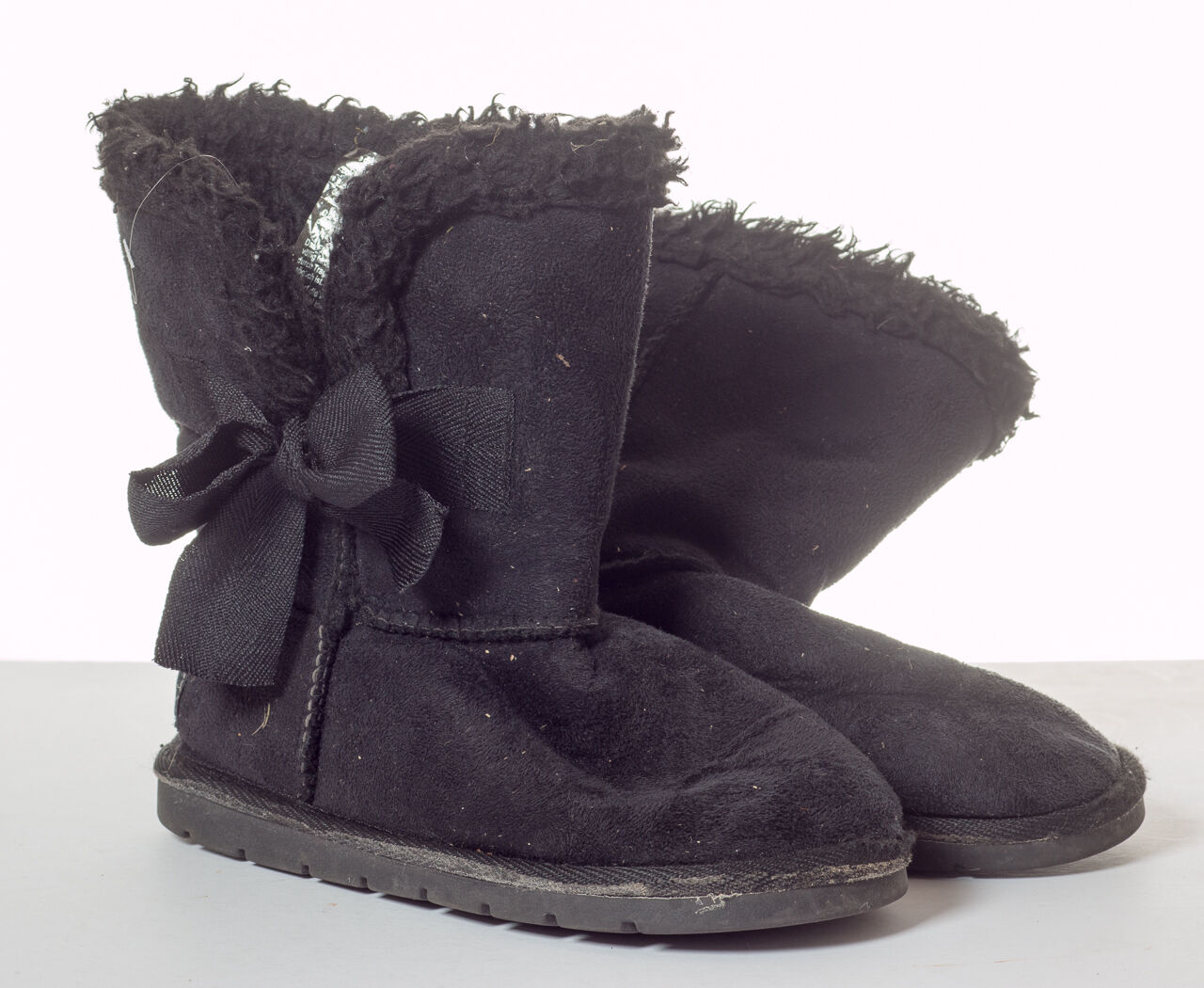 Pair of girl's ankle boots