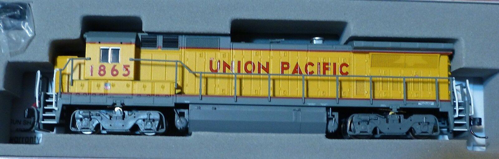 Atlas N  48791 Union Pacific Pacific Pacific Dash 8-40B strada  1865 (Locomotive) DC b84d15