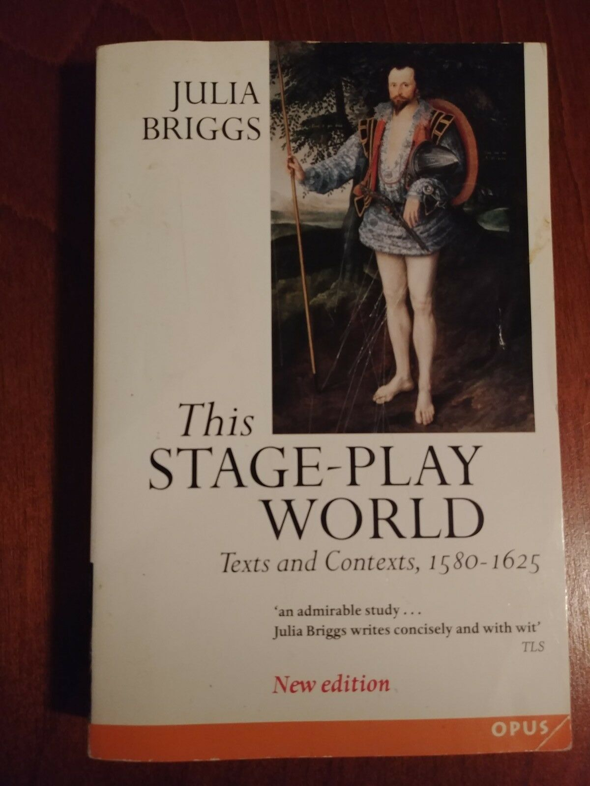 This Stage-Play World : Texts and Contexts, 1580-1625 by Julia Briggs  (1997, UK-Paperback, Revised) | eBay