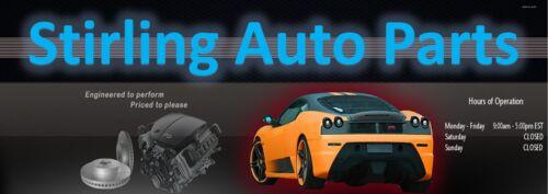 2010 2011 2012 for Hyundai Santa Fe Front /& Rear Brake Rotors and Pads