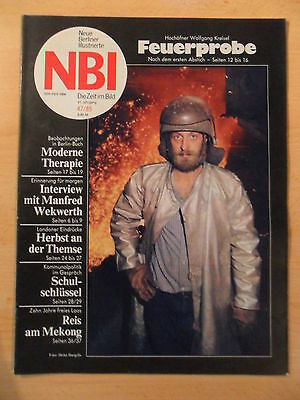 Aufstrebend Nbi 47 - 1985 3* Garri Kasparow Manfred Wekwerth Em Berlin-buch London Zossen Modischer (In) Stil;