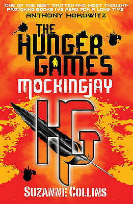 1 of 1 - Mockingjay by Suzanne Collins (Paperback, 2010)