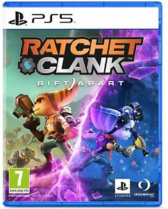 RATCHET & CLANK: RIFT APART VIDEOGIOCO PS5 IN ITALIANO PLAY STATION 5