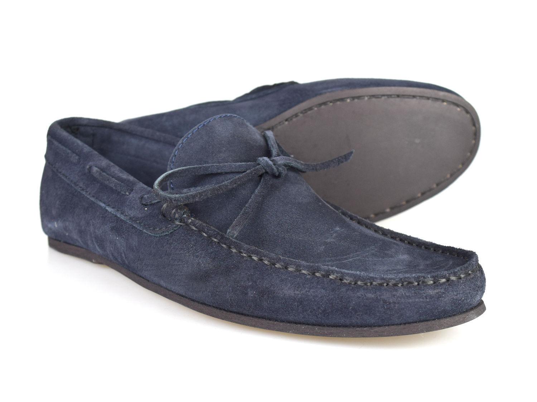 Delicious Marino Junction CASINO Ante Azul Marino Delicious Hombre Zapatos de conducción 09e9f4
