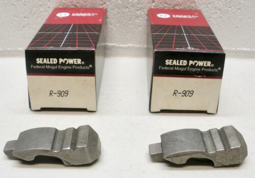 LOT OF 2 as shown Sealed Power NOS Engine Rocker Arm Kit R-909