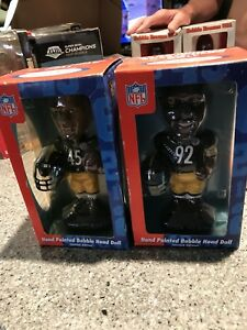 1-Steelers-Bibble-Dobble-Hand-Painted-And-original-packaging-45-Has-Been-Sold