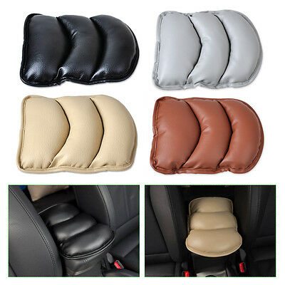 Car SUV Armrest Center Console Pad Cushion Cover Support Box Mat Liner 26cmx21cm
