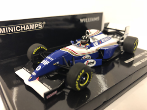 Minichamps-417940400-Williams-Renault-FW16B-Damon-Colline-Gagnant-Spa-1994