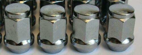 4 X m12 X 1.5 Tuercas de rueda cabeza hexagonal 19mm 60 grados Collar cónico