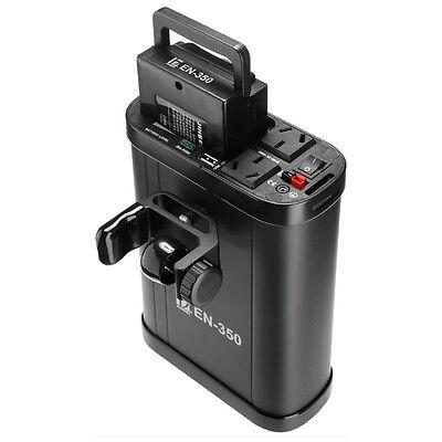 Jinbei EN-350 Inverter Portable Power For Studio Flashes Outdoor AC 220V-230V