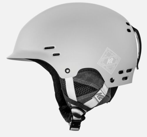 K2 Thrive Skihelm Snowboardhelm gray
