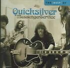The Best Of Quicksilver Messenger Service Capitol CD