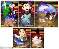 5 Piece Mickey Mouse Set Aquarium Decoration Ornament Disney Fish Tank