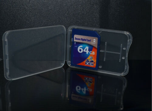 High SPEED 64gb SDHC SDXC Class 10-64 gb-scheda per Fujifilm FinePix hs50exr