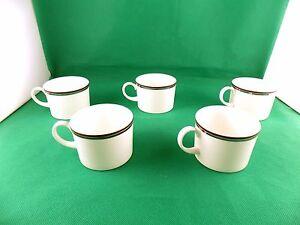 Wedgwood-Perfection-Tea-Cups-x-5