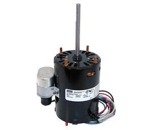 FASCO HVAC Motor,1//10 HP,1590 rpm,230V,3.3 D503