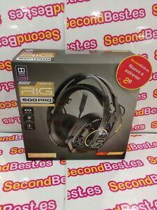 NUEVO Auriculares Gaming Plantronics RIG 500 PRO