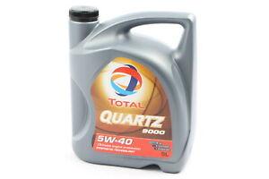 Original-Total-Aceite-Cuarzo-9000-5W40-5-Litro-Acea-A3-B4-VW-50200-50500-Api