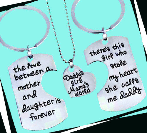 Black friday sale Mum daddy Dad daughter Girls gifts for Personalised Kids women