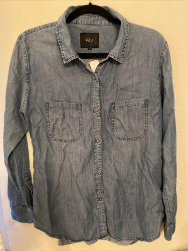rails chambray Large Shirt