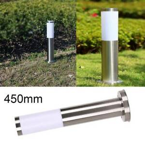 Lamp-Post-Lighting-Modern-Stylish-Outdoor-Garden-Bollard-Driveway-LED-Lights