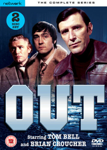 Out: The Complete Series (Box Set) DVD (2007) Tom Bell ***NEW***