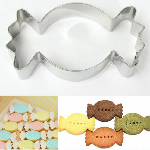 Christmas Stainless Steel Biscuit Pastry Cookie Cutter Cake Decor Mold Tool
