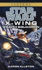 Star Wars X-Wing - Legends: Wraith Squadron 5 by Aaron Allston (1998, Paperback)