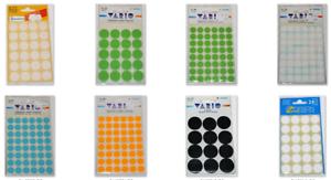 Klebepunkte Haftetiketten Herma verschiedene Farben Aufkleber Präsentation Büro