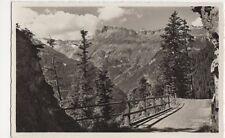 Switzerland, Crans, Le Pont du Diable RP Postcard, B204