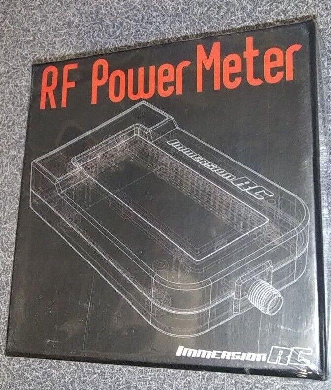 Immersion radio control control control medidor de potencia RF imrfpwrm Nuevo  wholesape barato