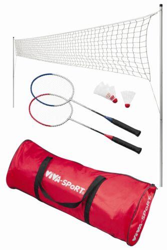 Nouveau//OVP Viva sport-badminton-set avec filet