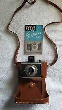 Kodak Flash Bantam f/4.5 Film Camera with Case and Instruction Manuals Retina I