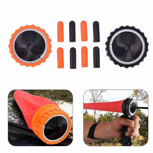 Details about  /Outdoor Brush Arrow Rest Pocket Slingshot Arrow Rest Slingshot Accessories Z8