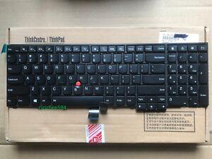 New Lenovo ThinkPad T540P W540 W541 T550 T560 US Backlight Keyboard 04Y2387