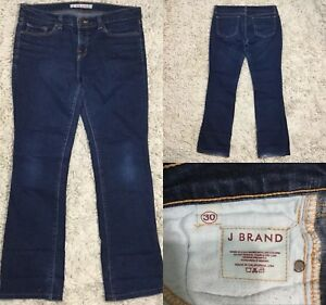 27ebea8a61b16 J Brand Womens 905 Straight Leg Ink Dark Wash Blue Jeans Cut 697 ...