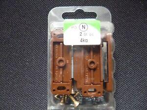 4-Stk-Magnetschnaepper-braun-Zugkraft-4-Kg-pro-Stueck-Nr-921460