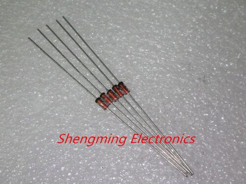 100pcs 1//2W 3V3 Zener Diode 0.5W 3.3V 500mW BZX55C3V3