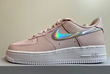 Size 7.5 - Nike Air Force 1 Low Pink Iridescent for sale online | eBay