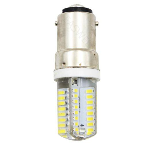 geeignet für Pfaff und Gritzner 220V LED Nählicht Fassung B15D