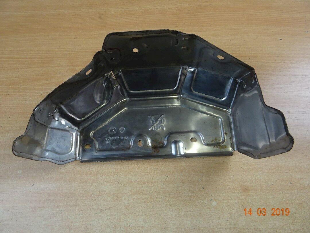 MINI R55 R56 R57 auch LCI R58 R59 R60 R61 18407584307 7584307 Wärmeschutzblech