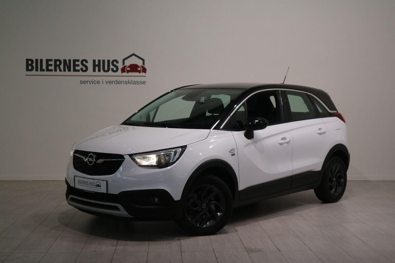 Opel Crossland X Billede 2