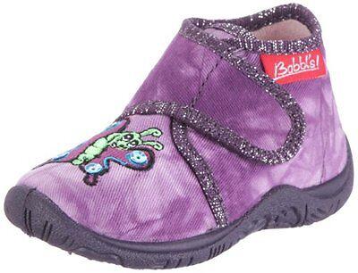 Beck Funny Violet 642, Mädchen Schuhe mit Klettverschluß ,Gr. 24 ,NEU , OVP