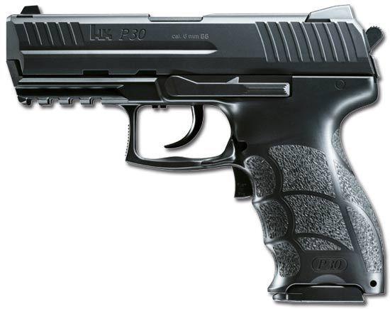 Softair Softair Softair Heckler & Koch P30 6mm BB AEG Airsoft 840d0e