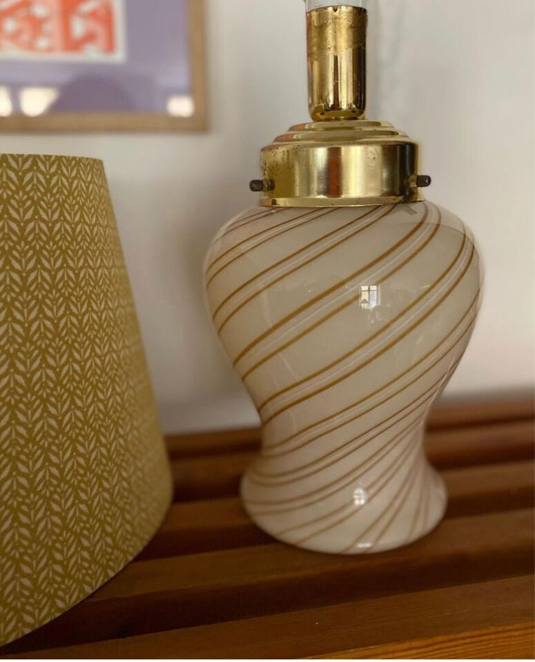 Anden bordlampe, Murano