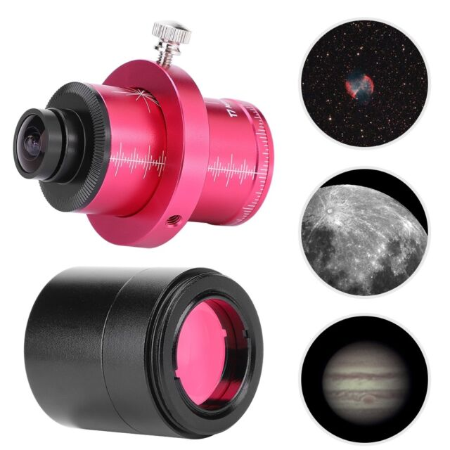 T7c St4guide Star Planetary Telescope Electronic Eyepiece Camera High Speed  CMT